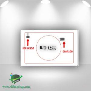 RO 125K ریدانلی